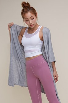 "<font color=""black""><b>[ATHLEISURE] XA070 melange gray <br> <font color=""#c25e89"">★ Limited SALE event ★</font></b></font>"
