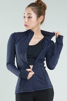 "<font color=""black""><b>[TOP] XJ17047 Warm Navy</b></font>"