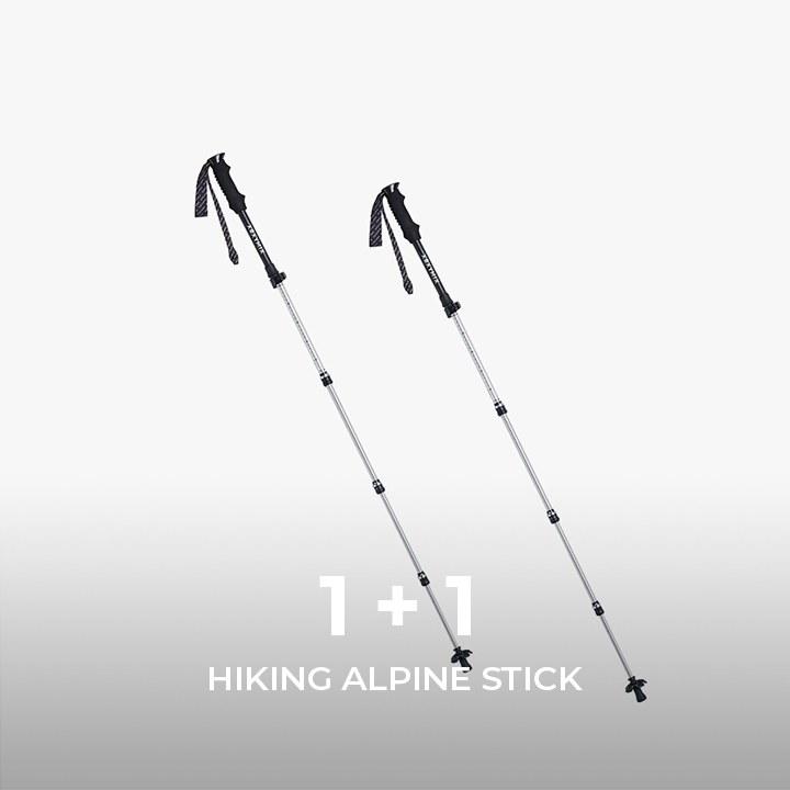 Hiking Alpine Stick 1+1